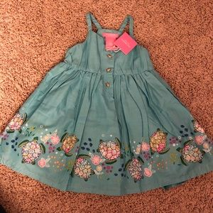 NWT turtle dress